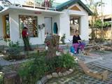 舊宿舍改建的「童言童語故事屋」。圖片來源:台南縣大竹國小網站