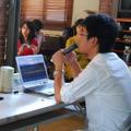 北京天下溪教育諮詢中心負責草原項目的馬超驥