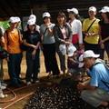參訪印尼菩提心曼荼羅基金會樹苗中心