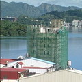 日月潭邊居住建築工程 圖片來源:公視「我們的島」
