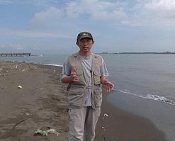 環境紀錄工作者-柯金源。