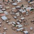 海地北部港口城市戈納伊夫受風災而淹水(圖片來源:American Red Cross)