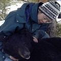 台灣黑熊保育與研究學者黃美秀;圖片來源農委會台灣形象館