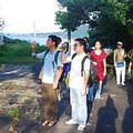 中國環保人士參訪貢寮卯澳社區