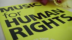 搖滾人權音樂會logo
