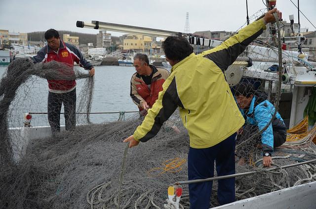 【海風物語】冬季土魠首部曲・流刺網漁人:葉水上