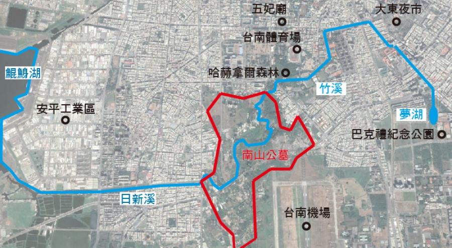 吳昭明:留下南山公墓,台灣最珍貴的古墓葬區──黃偉哲可能給答案 ...