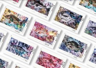海洋革命號共有八款海報。