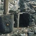 凝固硫油的鐵模